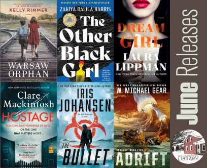 New Adult Book Releases for June 2021
